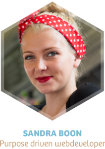 Sandra Boon branding marketing huisstijl positionering Haarlem