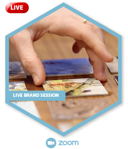 Live brand session