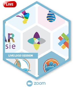 live logo session