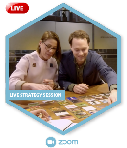 live strategy session